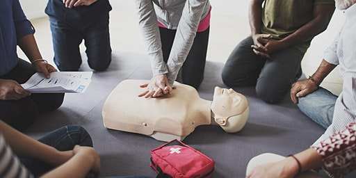 Emergency First Aid at Work - 21st April2020