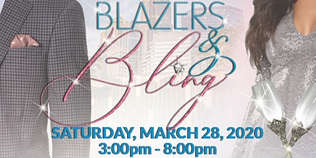 2nd Annual Blazers & Bling - Day Party tickets