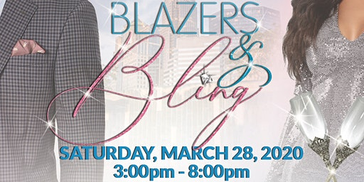 2nd Annual Blazers & Bling - Day Party