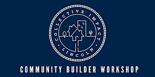 Community Builder Workshop