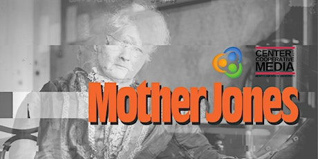 Share + learn about nonprofit news with Mother Jones tickets