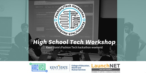 High School Tech Workshop  (Fashion Tech Hackathon weekend 2020)