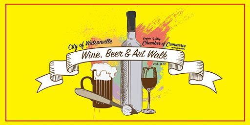 Wine, Beer and Art Walk - 2020