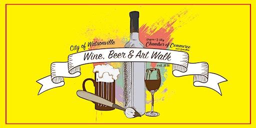 Wine, Beer and Art Walk - 2020