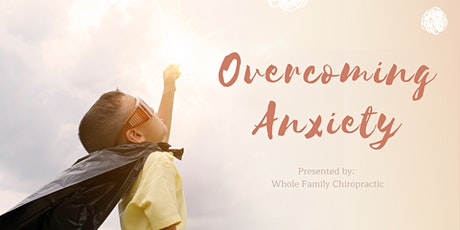 Overcoming Anxiety Workshop tickets