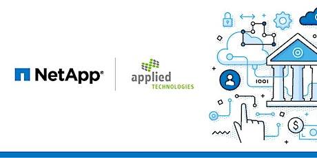 NetApp HCI Lunch & Learn hosted by Applied Technologies tickets