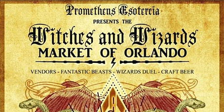 Witches and Wizards Market tickets