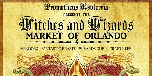Witches and Wizards Market