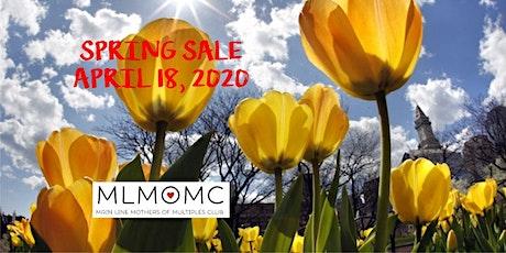 MLMOM Spring 2020 Sale tickets