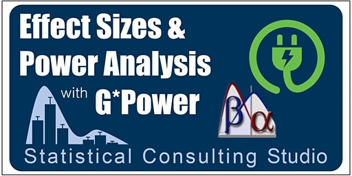 Effect Sizes and Power Analysis [Day 1/2 = Presentation & Examples]