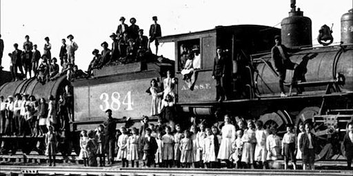 Adult Program - Orphan Train Presentation