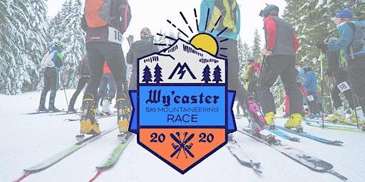 Wy'easter Skimo Race at Ski Bowl