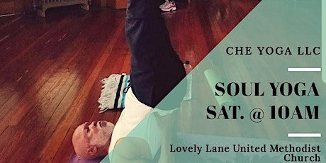 Saturdays - Soul Yoga (Beginner's/All Level) tickets