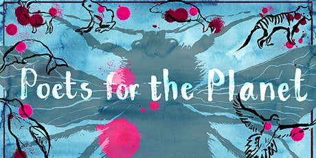 Poets for the Planet Present Verse Aid: Poems for the Earth tickets