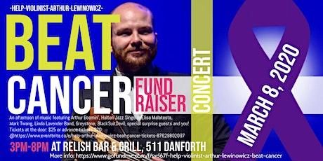 Help Arthur Lewinowicz Beat Cancer tickets