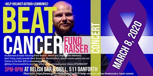 Help Arthur Lewinowicz Beat Cancer