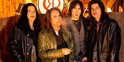 POSTPONED: Jake E. Lee's Red Dragon Cartel
