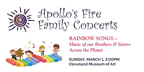 RAINBOW SONGS – Music of our Brothers & Sisters Across the Planet tickets