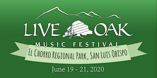 Live Oak Music Festival Full Fest Camping