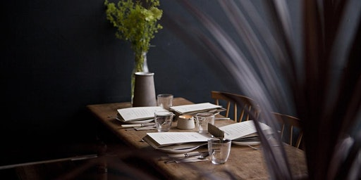 Our Table #1,  A Dinner Series. Ft David Leeder
