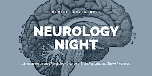 EVMS Medical Adventures Neurology Night