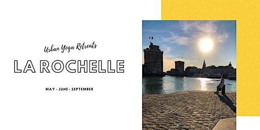 Urban Yoga Retreat - La Rochelle - May