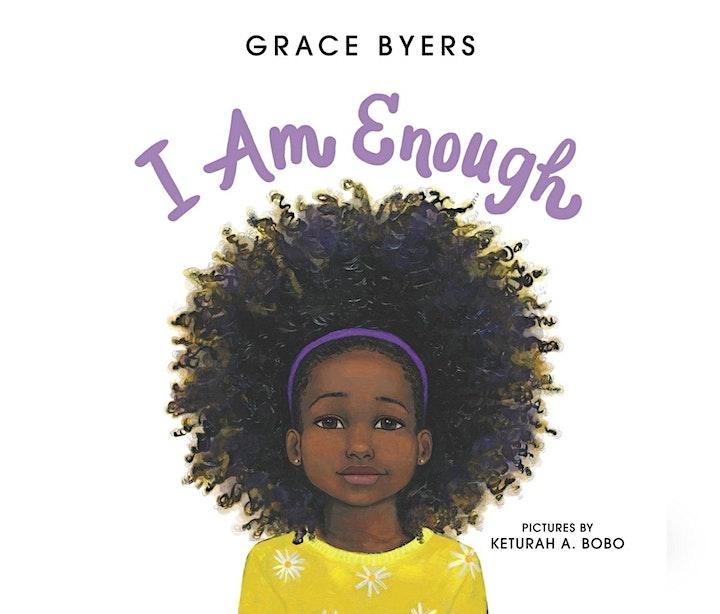 "Sunday Stories: ""I am Enough"" image"