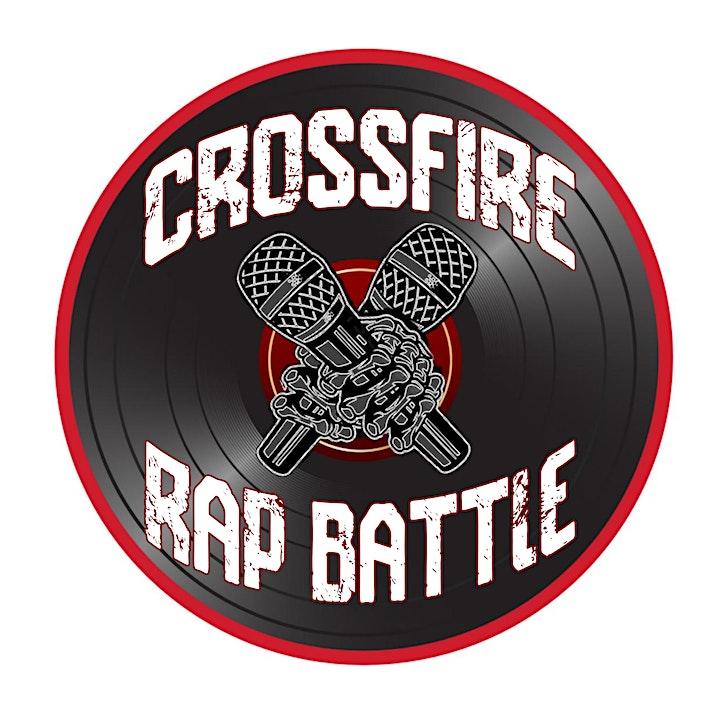 CROSSFIRE Rap Battle image