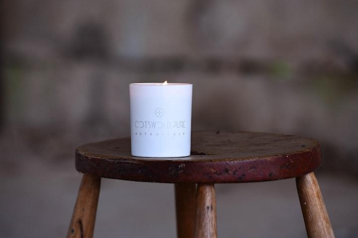 Candle Making Workshop  11th October 2021 image