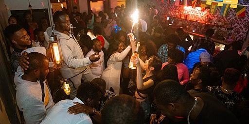 AFROVIBEZ: Milwaukee's Biggest AfroBeats Experienc