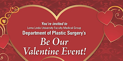 Department of Plastic Surgery's Be Our Valentine Event!