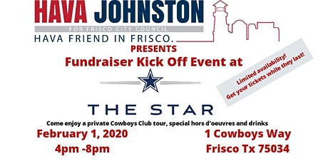 Hava Friend In Frisco Presents A Night At The Star tickets