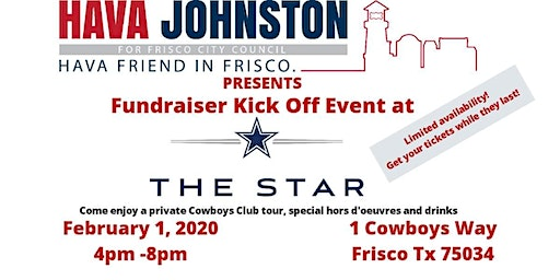 Hava Friend In Frisco Presents A Night At The Star