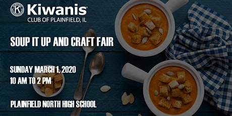 Soup It Up and Craft Fair tickets