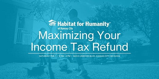 FREE WORKSHOP: Maximizing Your Income Tax Refund