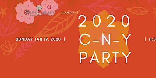 Baby.Brain's 2020 C-N-Y PARTY