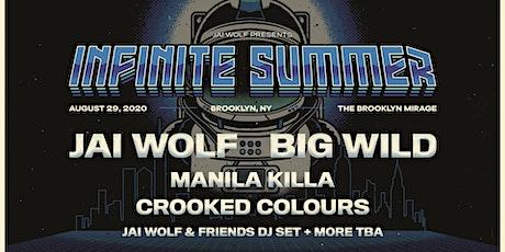 Jai Wolf & Big Wild – Infinite Summer tickets