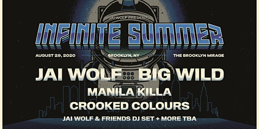 Jai Wolf & Big Wild – Infinite Summer