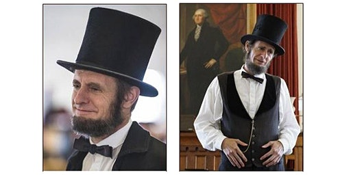 "Adult Program - Mr Lincoln Presents ""From Obscurity to Greatness..."""