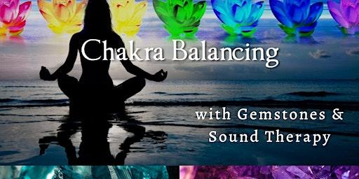 Chakra Gemstone Sound Bath
