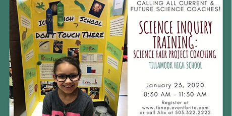 Science Coach Training: Science Inquiry tickets