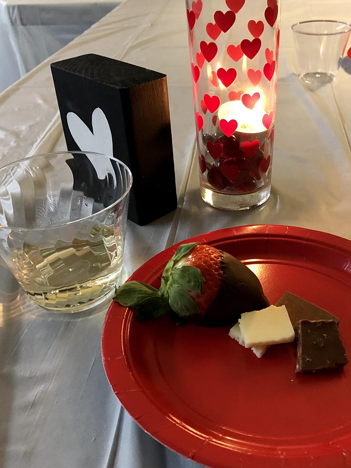 For the Love of Chocolate and Wine image