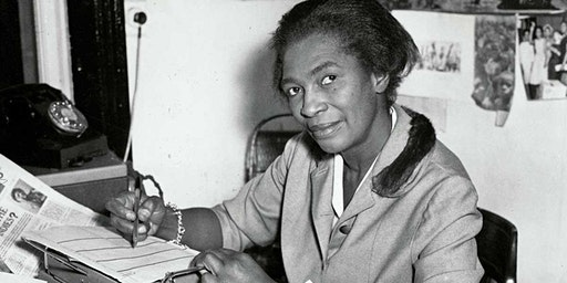 The IR thought of Claudia Jones: Prof Patricia Owens