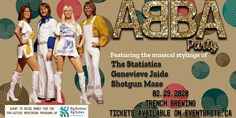 ABBA Night at Trench Brewing tickets