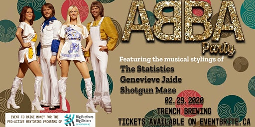 ABBA Night at Trench Brewing