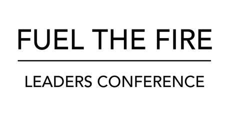 Fuel the Fire Leaders Conference tickets