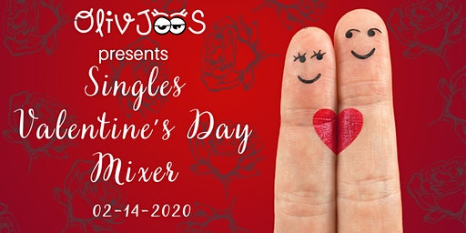 OlivJoos presents THE BIGGEST SINGLES VALENTINE'S DAY MIXER - Philadelphia