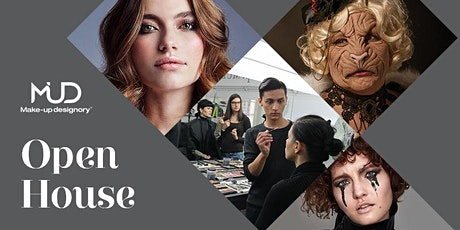 Make-Up Designory NYC School - OPEN HOUSE  (CANCELLED - DUE TO COVID-19) tickets