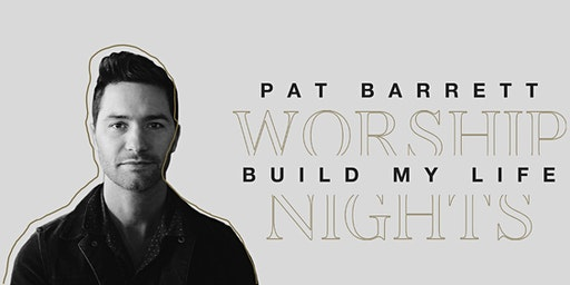 Pat Barrett Build My Life Worship Nights Tour - Food for the Hungry Volunteer - Winterville, NC