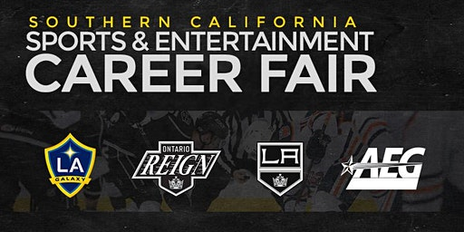 Southern California Sports & ENT Career Fair (presented by Ontario Reign)